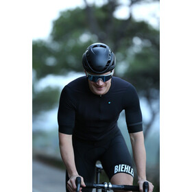 Biehler Neo Classic Kortærmet cykeltrøje Herrer sort
